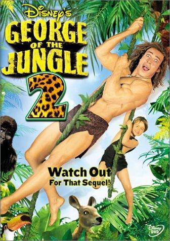 poster George of the Jungle 2 (Video 2003)