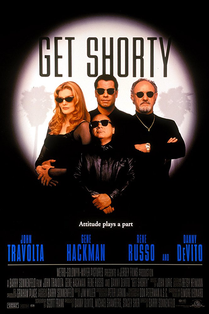 poster Get Shorty (1995)