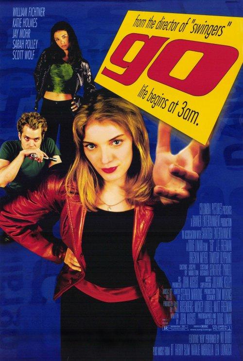 poster Go - Go! (1999)