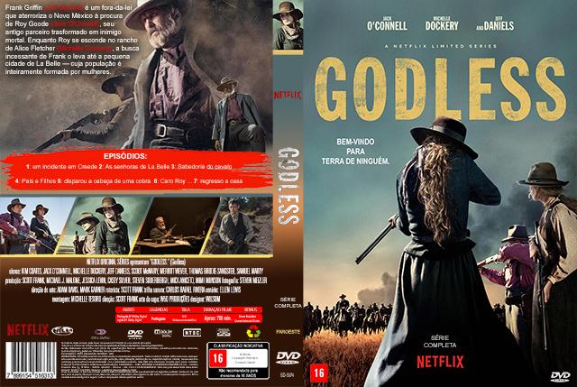 poster Godless (2017)