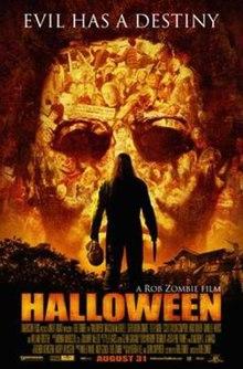 poster Halloween (2007)