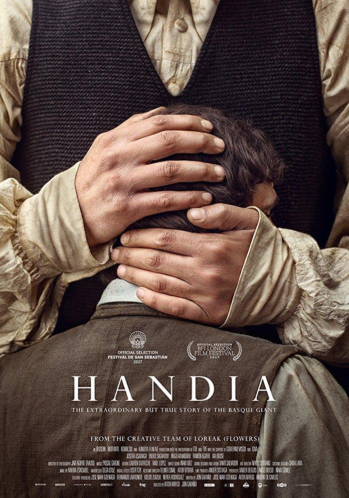 poster Handia - The Giant (2017)