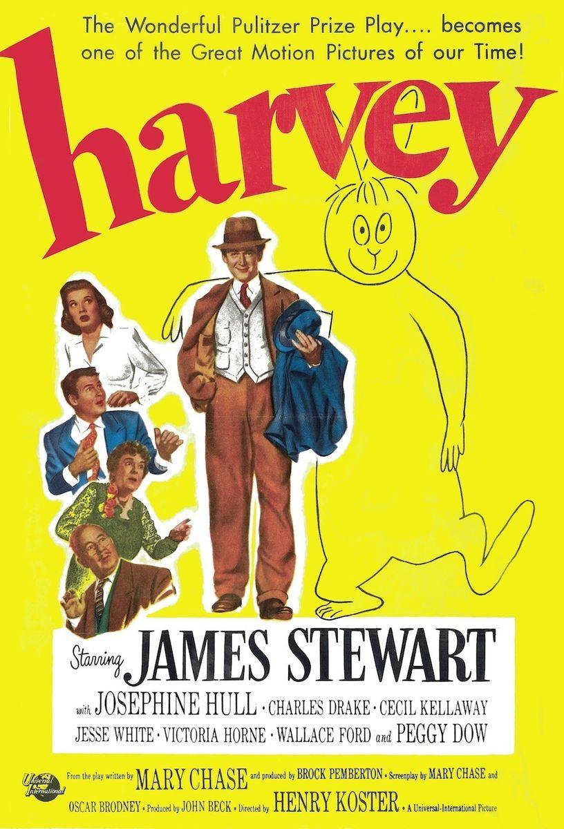 poster Harvey (1950)