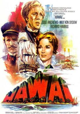 poster Hawaii (1966)