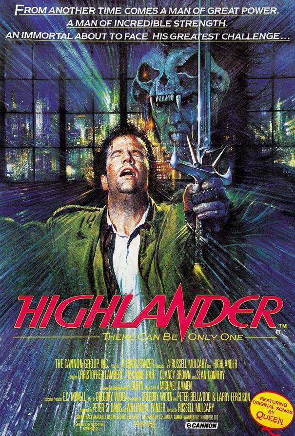 poster Highlander (1986)