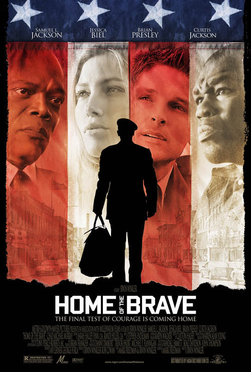 poster Home of the Brave (2006)