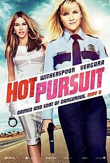poster Hot Pursuit (2015)