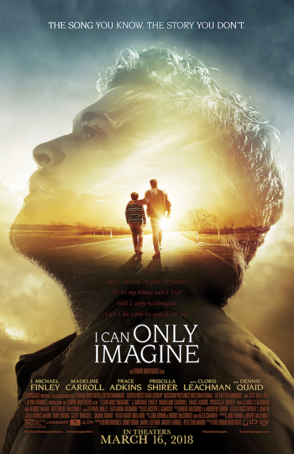 poster I Can Only Imagine (2018)