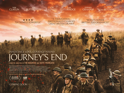 poster Journey's End (2017)