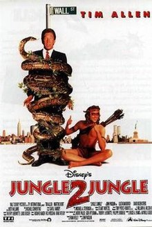 poster Jungle 2 Jungle (1997)