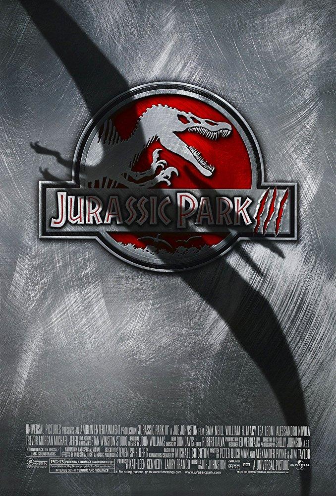 poster Jurassic Park III (2001)