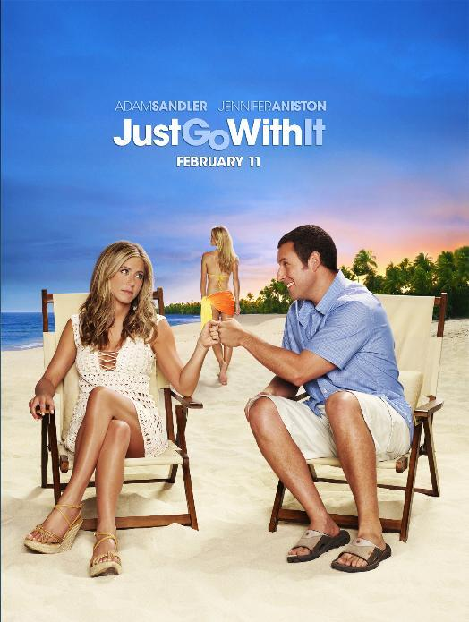 poster Just Go with It (2011)
