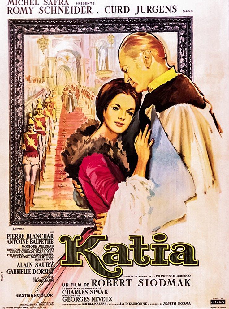 poster Katia (1959)