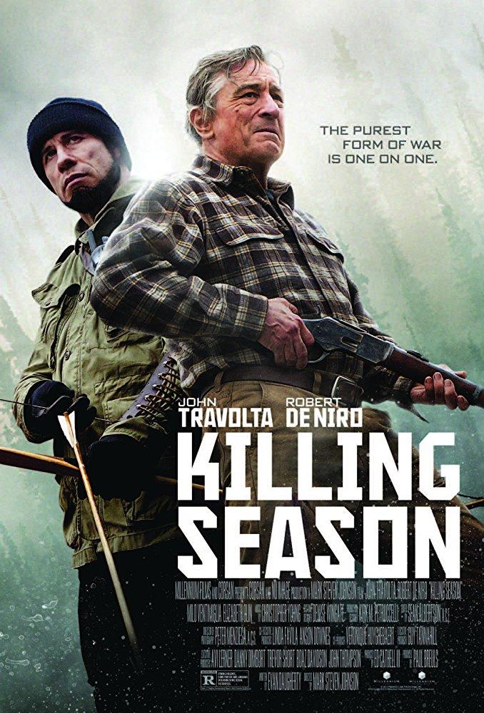 poster Killing Season (2013)