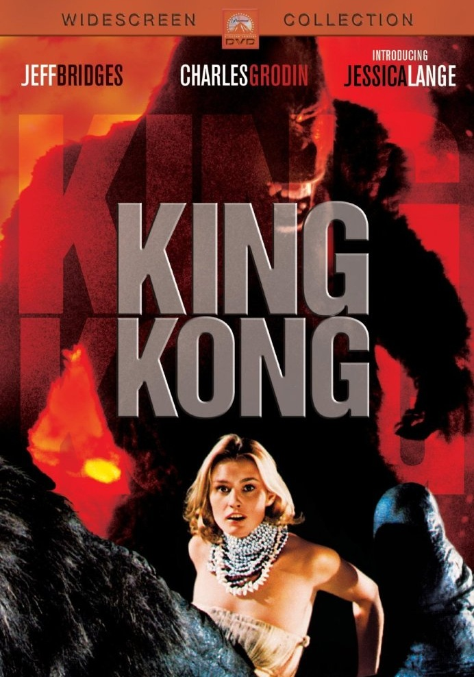poster King Kong (1976)