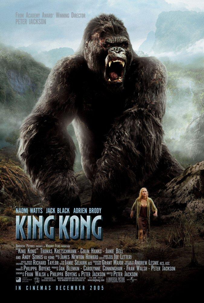 poster King Kong (2005)