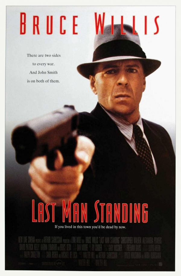 poster Last Man Standing (1996)