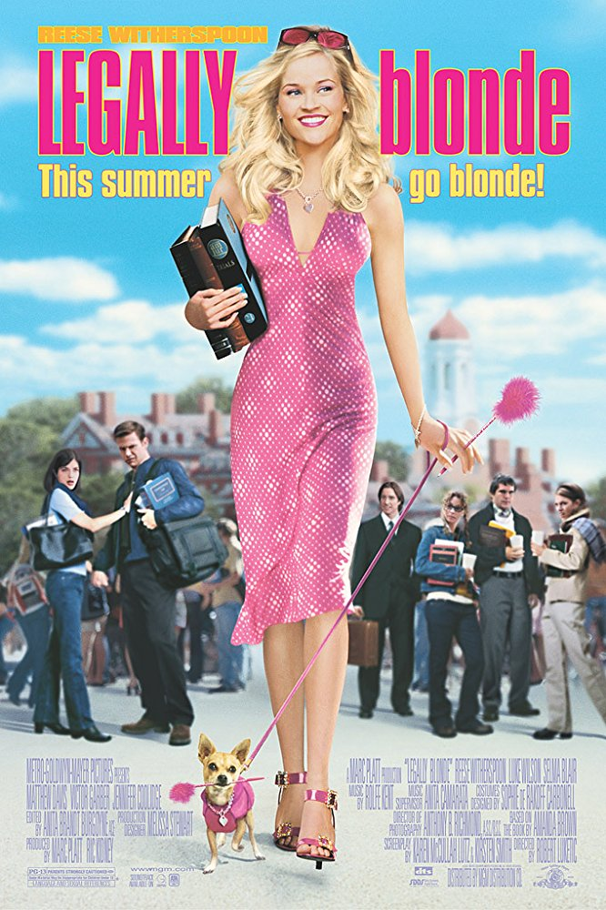 poster Legally Blonde (2001)