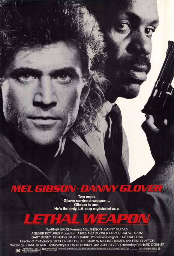 poster Lethal Weapon (1987)