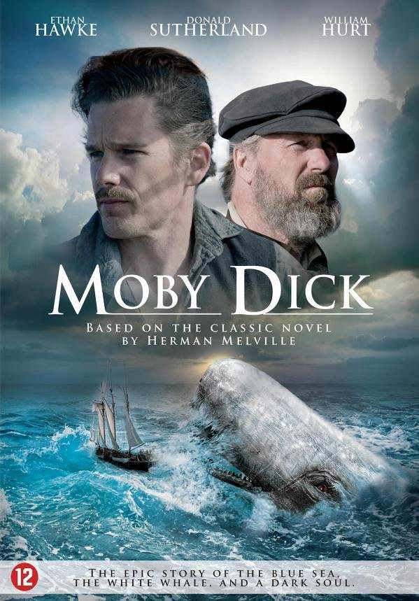 poster Moby Dick (2011)