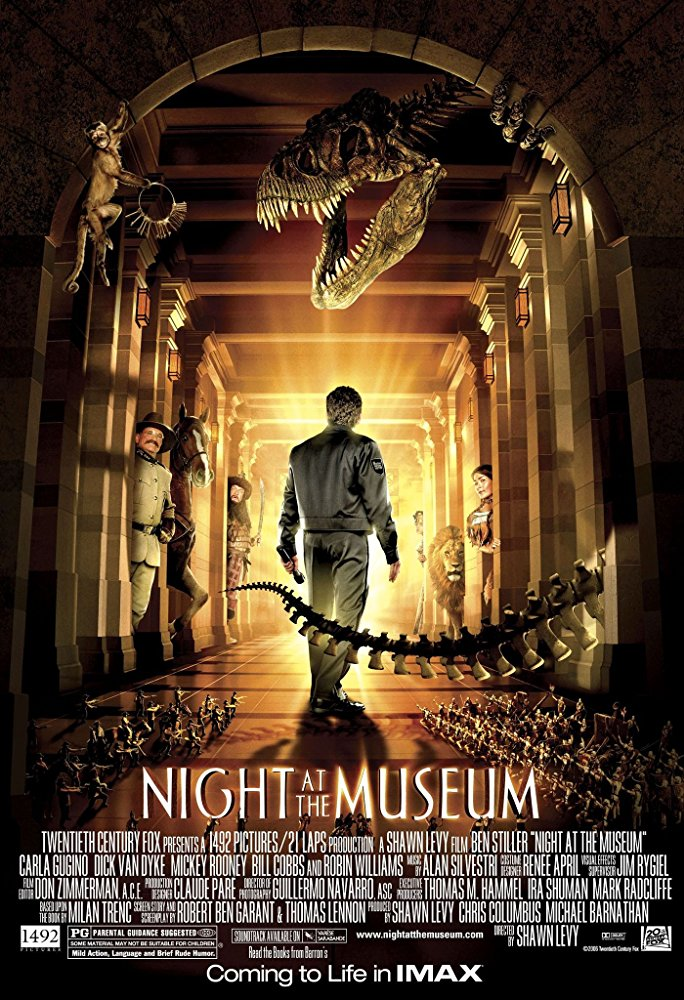 poster Night at the Museum (2006)