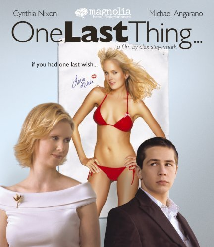 poster One Last Thing... (2005)