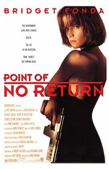poster Point of No Return (1993)