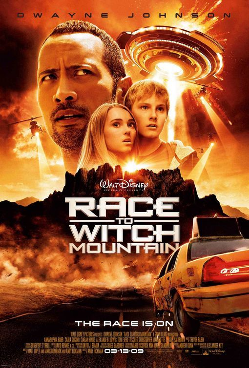 poster Race to Witch Mountain (2009)