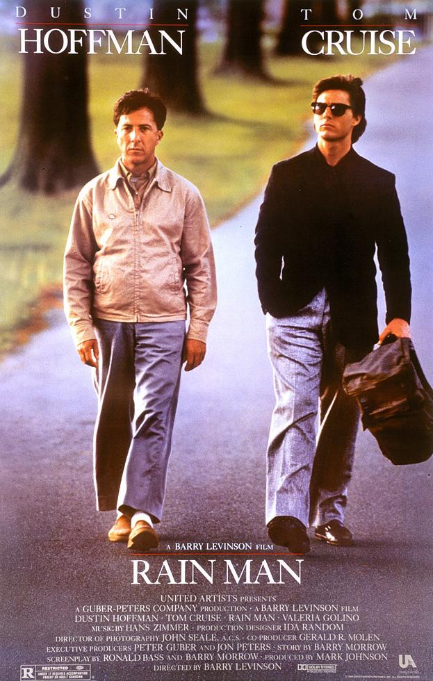 poster Rain Man (1988)