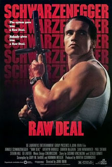 poster Raw Deal (1986)