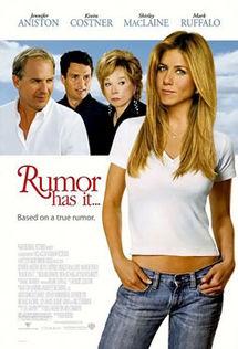 poster Rumor Has It (2005)