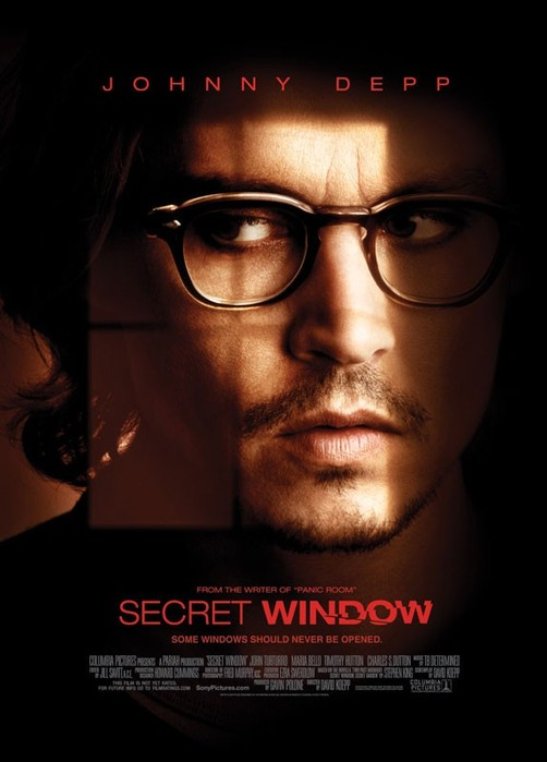 poster Secret Window (2004)