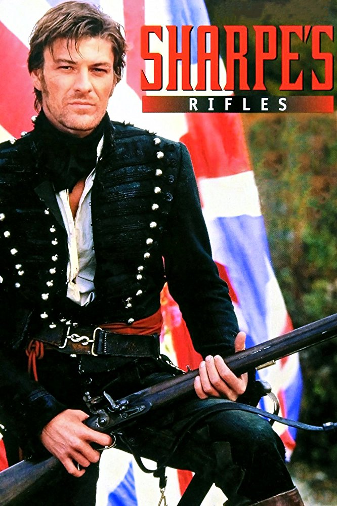 poster Sharpe's Rifles (1993)