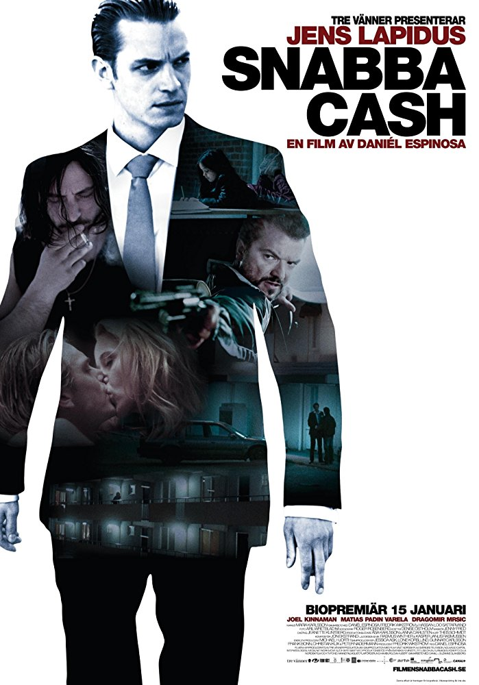 poster Snabba Cash - Easy Money (2010)
