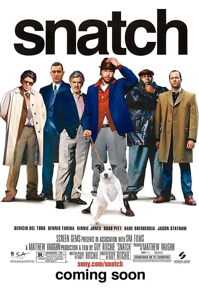 poster Snatch (2000)
