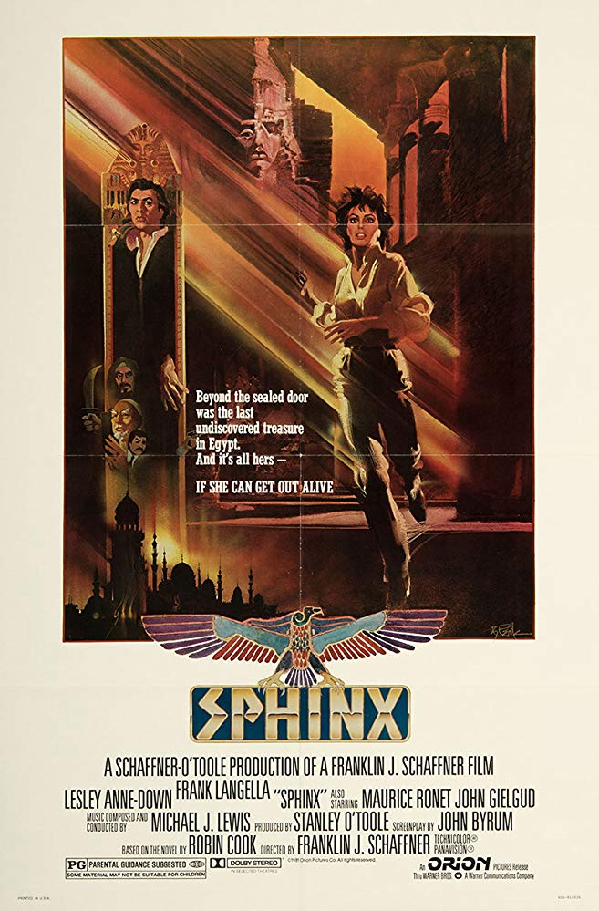 poster Sphinx (1981)