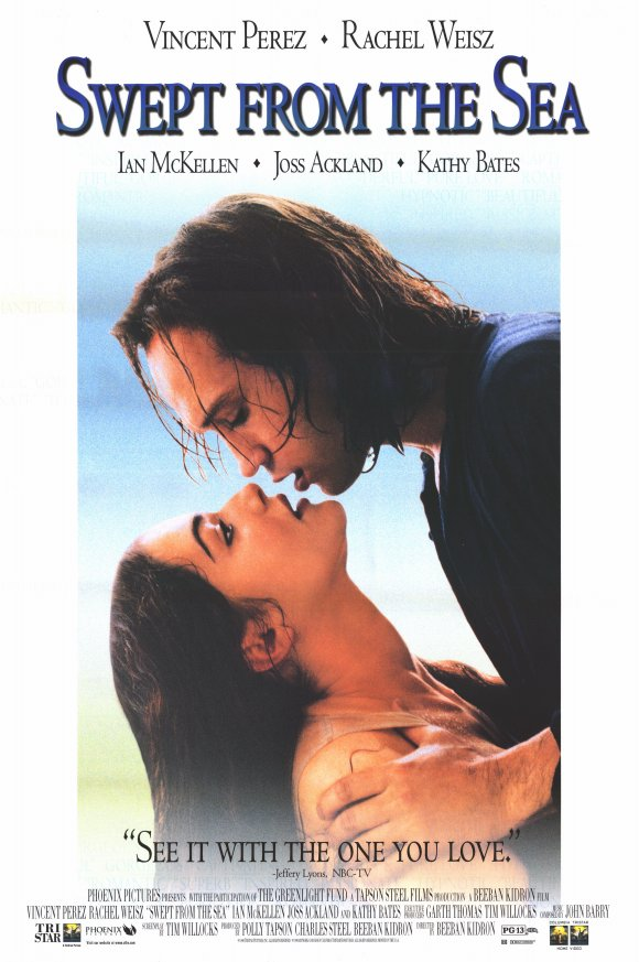 poster Swept from the Sea (1997)