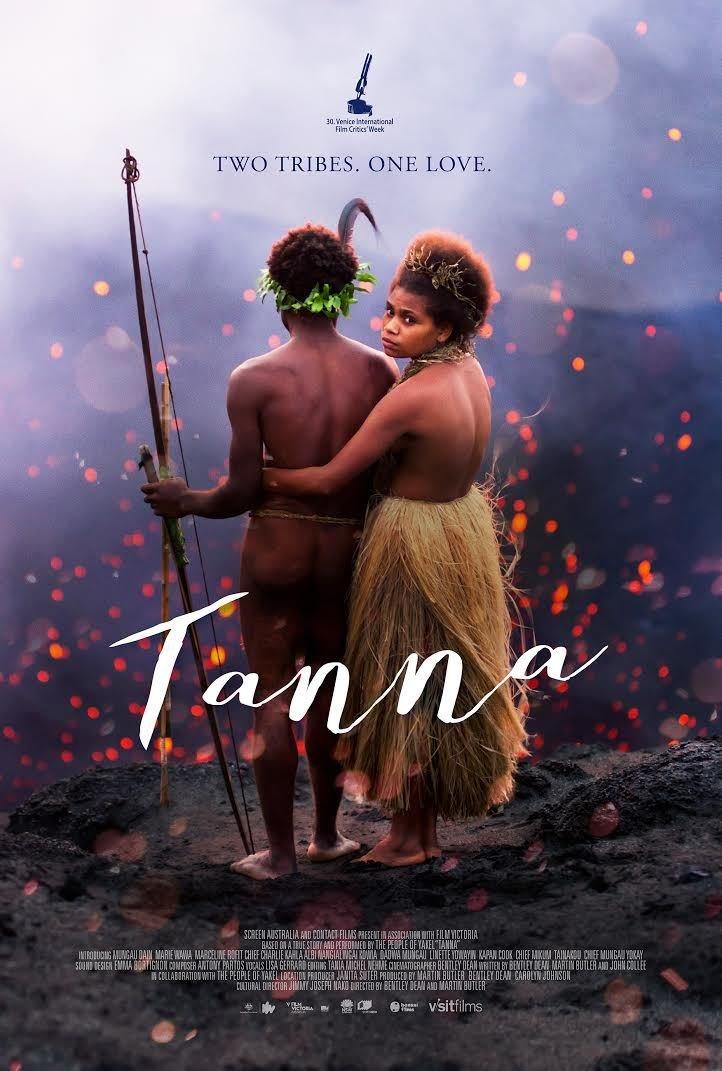 poster Tanna (2015)