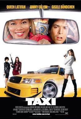 poster Taxi (2004)