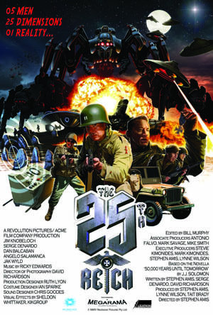 poster The 25th Reich (2012)