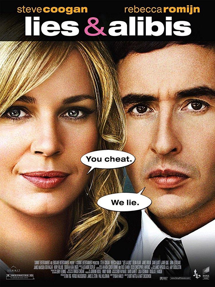 poster The Alibi aka Lies & Alibis (2006)
