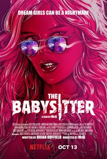 poster The Babysitter (2017)