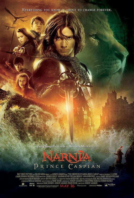 poster The Chronicles of Narnia Prince Caspian (2008)