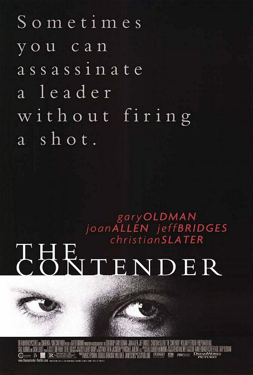 poster The Contender (2000)