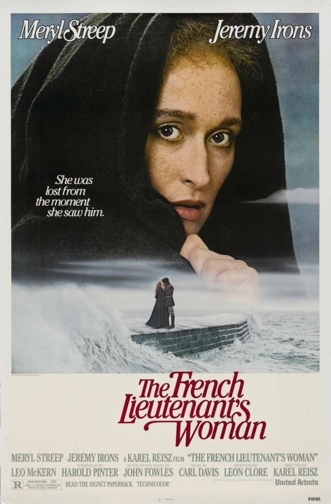 poster The French Lieutenant's Woman (1981)