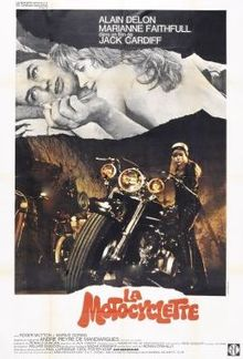 poster The Girl on a Motorcycle (1968)