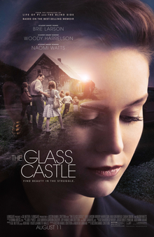 poster The Glass Castle (2017)
