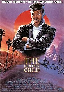 poster The Golden Child (1986)