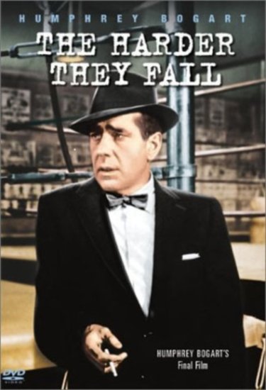 poster The Harder They Fall (1956)