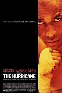 poster The Hurricane (1999)